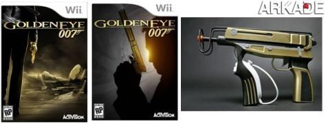 Surgem detalhes do remake de GoldenEye 007 para Wii e DS