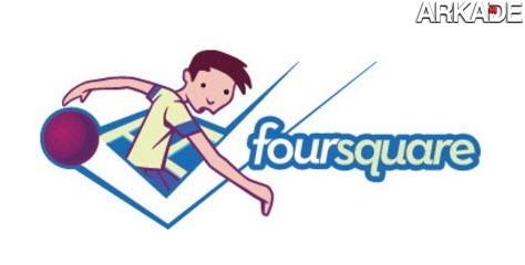 Encontre seus amigos e ganhe pontos com o Foursquare