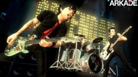 green day rock band screenshot1 Principais lançamentos de games da semana de 07 a 13 de Junho