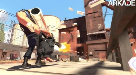 Jogue Team Fortress 2 de graça neste final de semana pela Steam