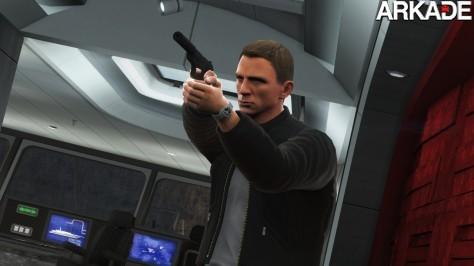James Bond 007: Blood Stone é anunciado para PS3, X360