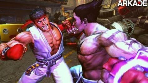 215921 21 Veja um vídeo e imagens de Street Fighter X Tekken