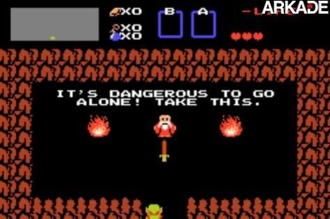 34h6ftg1 Arkade apresenta: frases inesquecíveis da história dos videogames
