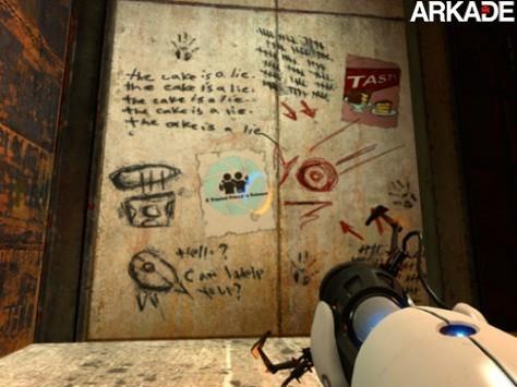 cakelie 21 Arkade apresenta: frases inesquecíveis da história dos videogames