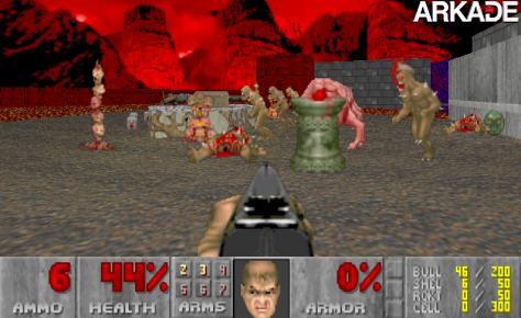 Jogue Doom em flash diretamente no seu navegador