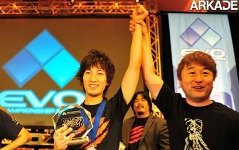 noticias Veja a final do torneio de Street Fighter IV no EVO 2010