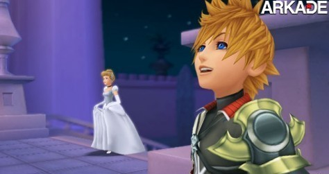 Confira o novo trailer de Kingdom Hearts: Birth by Sleep