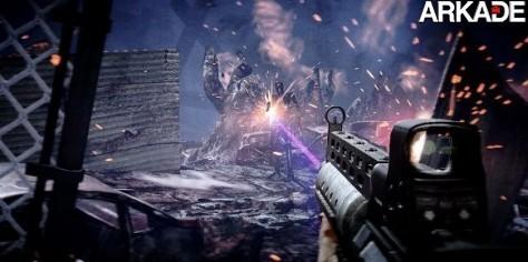 Baixe um incrível FPS de Exterminador do Futuro feito por fãs