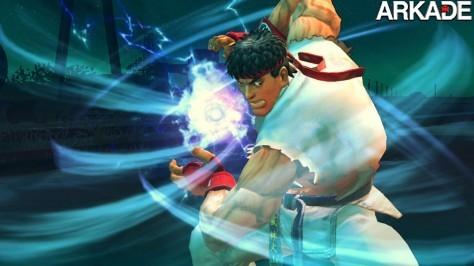 """Hadouken! Batalhas de """"bolas de fogo"""" em jogos de luta"""