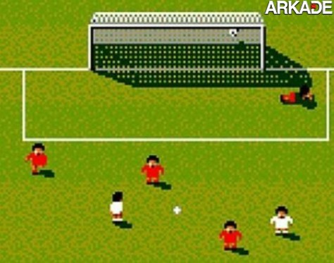 A evolução dos games de futebol: de Kick Off a Fifa 11