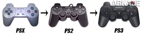 ps3 controller hist Análise de controllers: PS3 vs X360   qual é melhor?