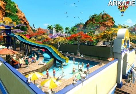Construa o seu próprio paraíso em Tropico 4