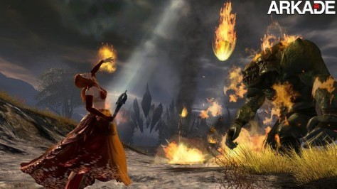 Preview: Guild Wars 2, um MMO altamente customizável para PC