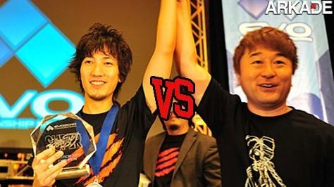 daigoxono A batalha do século: Daigo Umehara vs. produtor de SFIV