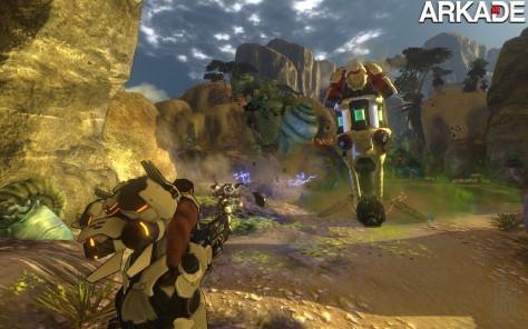 Red 5 Studios anuncia Firefall; inscreva-se para o beta!