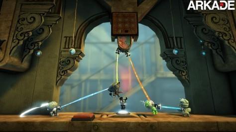 Confira um trailer de gameplay de LittleBigPlanet 2