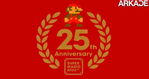 Retrospectiva – 25 anos de Super Mario Bros.