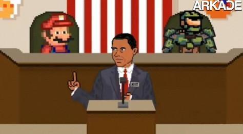 Top 10 - Os maiores políticos no mundo dos videogames