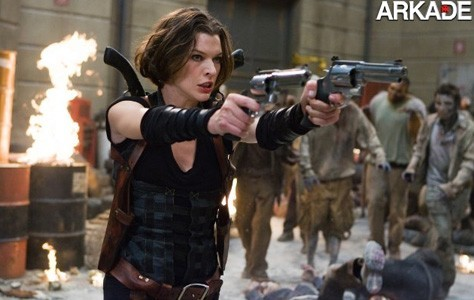 CineReview - Resident Evil: Recomeço (RE: Afterlife)