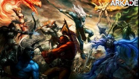 Valve anuncia Defense of the Ancients 2 para PC e Mac