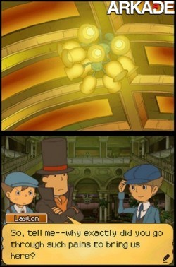 Review do Leitor: Professor Layton and the Unwound Future