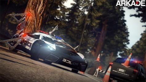 Need for Speed: Hot Pursuit ganha novo trailer e demo
