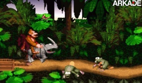 donkey kong country1 Jogos Clássicos: relembre Donkey Kong Country, do SNES