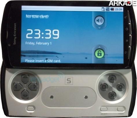 Vazam as primeiras imagens do aguardado PlayStation Phone