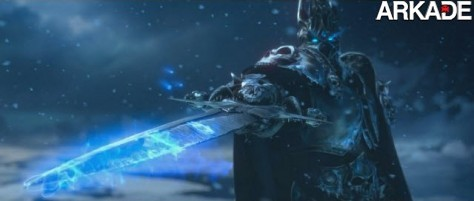 frostmourne As 20 espadas mais famosas do mundo dos videogames