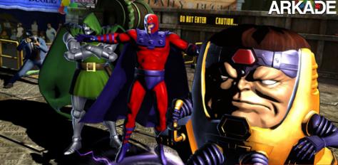Quatro novos lutadores revelados em Marvel Vs. Capcom 3