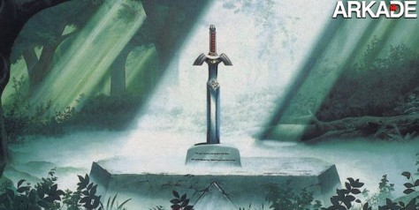 mastersword As 20 espadas mais famosas do mundo dos videogames