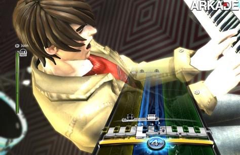 Rock Band 3 (PS3, X360, Wii) ensina você a tocar guitarra de verdade