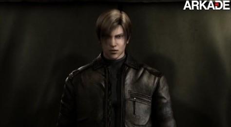 Veja o primeiro trailer do filme em CG Resident Evil: Damnation
