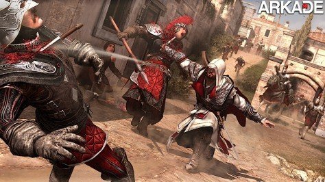 Assassin's Creed: Brotherhood (PS3, X360) Review