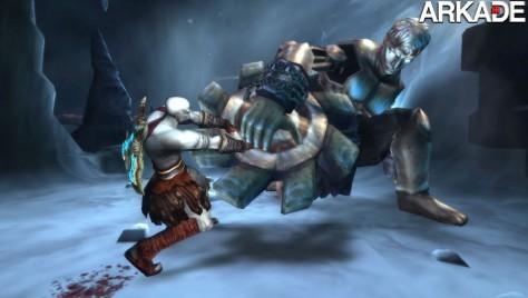 God of War: Ghost of Sparta (PSP) Review: o passado de Kratos