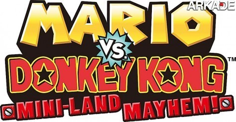 mdkmlm2010 06 08 91 Mario Vs. Donkey Kong: Mini Land Mayhem (DS) Resumo de Reviews