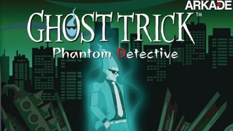 Ghost Trick ganha demo online; teste já o jogo do Nintendo DS
