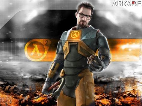 half life1 Personagem   A história de Gordon Freeman, de Half Life