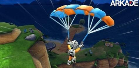 Jett Rocket (WiiWare) junta tema ambiental com plataforma