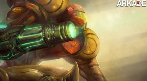Personagem - A história de Samus Aran, de Metroid