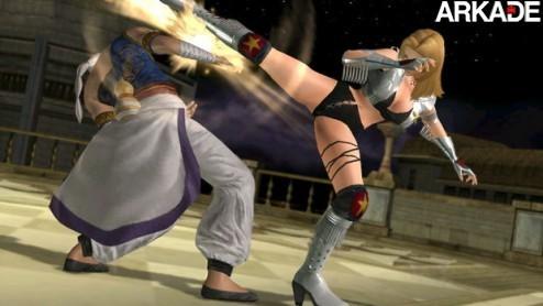 Dead or Alive Dimensions (3DS) ganha novas screenshots