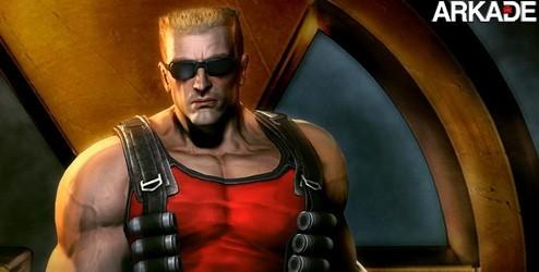 Duke Nukem Forever recebe data oficial e novo trailer!
