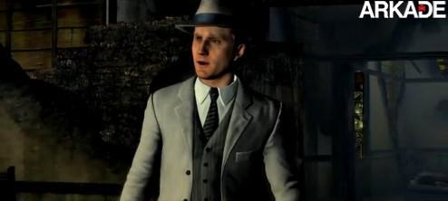 Confira o inédito trailer de LA Noire, novo game da Rockstar