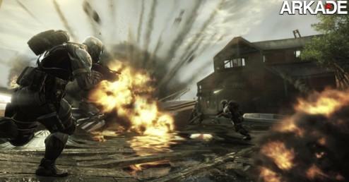Crysis 2 ganha novo trailer mostrando o multiplayer do jogo