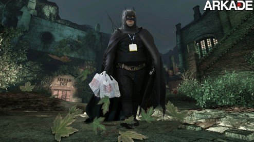 Como seriam os cosplayers dentro dos videogames?