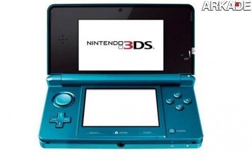 noticias Um dia após lançamento, Nintendo 3DS já é visto destravado
