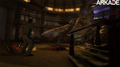 noticias Jurassic Park: The Game recebe seu primeiro trailer