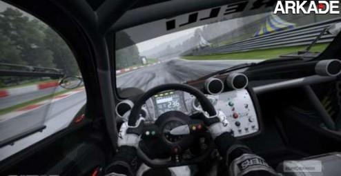 Shift 2 Unleashed: vídeo mostra o impressionante realismo do game