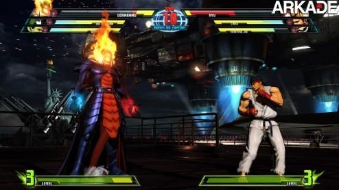 Marvel Vs. Capcom 3 e Dragon Quest VI são os destaques da semana