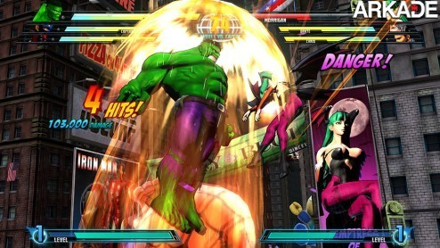 Marvel Vs. Capcom 3: Fate of Two Worlds (PS3, X360) Review